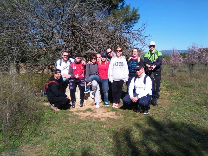 Excursión organizada por Fent Marxa - CEEME